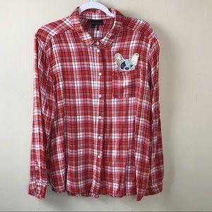 i jeans by Buffalo Puppy Pocket Plaid Shirt